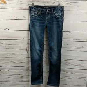 Silver Jeans Jeans - Silver Aiko jeans Size 27